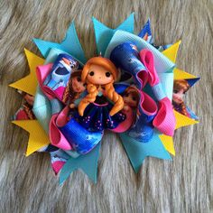 Hey, I found this really awesome Etsy listing at https://www.etsy.com/pt/listing/201312906/anna-frozen-disney-hairbow-free-shipping