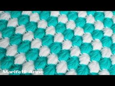 Crochet Stitches, Crochet Hats, Doilies, Knitting Patterns, Blanket, Youtube, Types Of, Dots, Tejidos