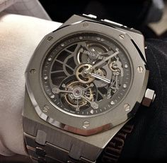 Audemars Piguet Royal Oak Skeleton Tourbillon Anniversary