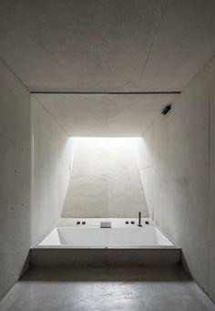 Beton und Filz im Bauernhaus / Peter Haimerl