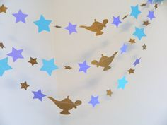 Princess Jasmine themed Birthday Decorations by anyoccasionbanners