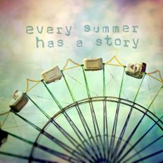 Every #Summer Has a Story