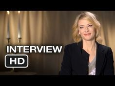 The Hobbit: An Unexpected Journey - Cate Blanchett Interview - Galadriel (2012) HD