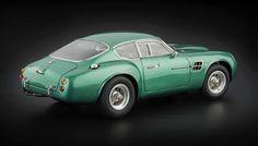 M-132 Aston Martin DB4 GT Zagato From: cmc-modelcars.de