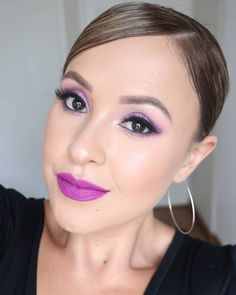Purple is life! Makeup look using the colourpop it's my pleasure palette One Of Those Days, I Decided, Makeup Looks, Palette, Take That, Purple, Life, Instagram, Palette Table