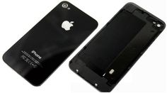 Change your old #iPhone4 black back cover with new one at lowest price.