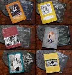 Senior Templates by Jamie Schultz Designs