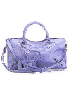 Balenciaga Lilac/ Light Purple City? Part Time? (not sure what model) bag