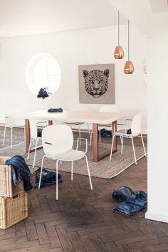 Stone, spisebord   Kristensen&Kristensen