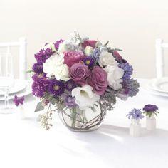 Bubble Bowl Centerpiece Ideas - Wedding Centerpiece Ideas. Tutorial