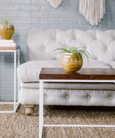 Culver Coffee Table, Shop Maggpie, Handmade In Philadelphia, Modern  Furniture, For Sale