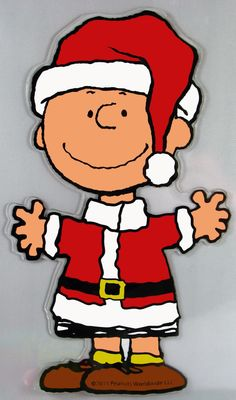 Charlie Brown aka Santa Claus