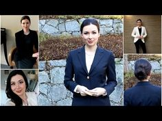 What to Wear to an Interview + Business Formal Tips! - YouTube