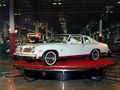 pontiac ventura sj coupe landau 1975