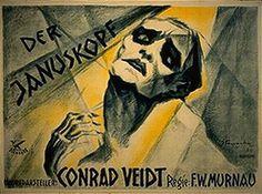 Der Januskopf German Expressionist film (no longer in existence). Josef Fenneker