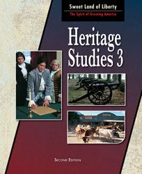 Heritage Studies 3 - BJU Press