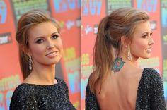 high ponytails <3