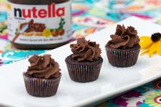 Nutella buttercream recipe