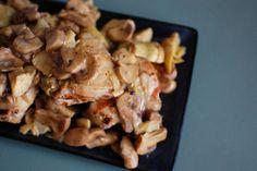 Chicken and Artichokes in Wine Sauce | Beantown Baker
