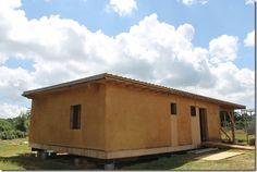éco-construction : maison bois et paille
