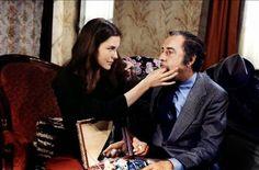 Ese oscuro objeto del deseo (1977) That Obscure Object of Desire, Cet Obscur Objet du Désir, directed by Luis Buñuel, starring Carole Bouquet and Fernando Rey