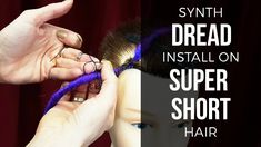 Install Single Ended (SE) and Double Ended (DE) Synth Dreads on Super Sh...