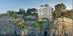 Villa Astor Luxury Villas Italy, Villas In Italy, Luxury Villa Rentals, Villa Amalfi, Amalfi Coast, Frank Sinatra Quotes, Historic Homes, Landscape, Sorrento