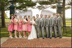 wedding party photos (c) danelle alexis photography