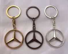 Mercedes Benz Merc Keyring. Limited edition collectible memorabilia item