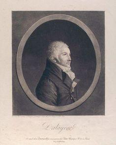 Nicolas-Marie Dalayrac (1753-1809), engraving (1809), by Edme Quenedey (1756-1830).