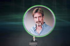 John McAfee sues Intel for the right to use his own name