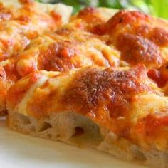 """Easy Homemade Pizza Dough by Chef John - """"This pizza dough produces a very nice pizza crust--flavorful, tender, with just the right amount of chewiness."""" — Chef John"""