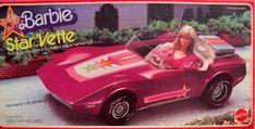 Barbie STAR 'VETTE Vehicle CORVETTE Deluxe DREAM « Game Searches