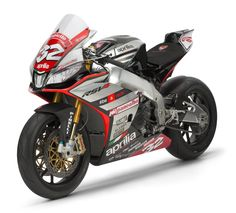 Lorenzo Savadori - Aprilia RSV4 - Aprilia Racing Nuova M2