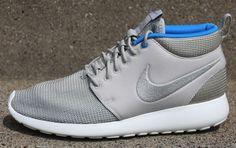 3 New Colorways of the Roshe Run Mid #nike #sneakers