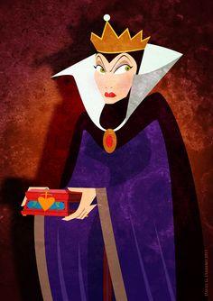 The Queen, by David G. Ferrero