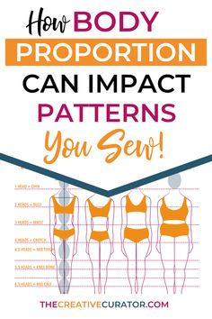Ever wondered why a sewing pattern just doesn't fit nice when you've sewn it up? Commercial sewing patterns are tested in fit models that meet the sewing brand needs. Just like fashions brands. Your body, like mine, doesn't conform to their sizing, which means clothes and sewing patterns often don't 'fit' right out the packet. This guide to body proportions will help you understand human body proportions and how your affect the sewing patterns you make! Human Body Proportions, Do Not Conform, Fit Models, Sew Your Own Clothes, Fit S, Understanding Yourself, Pattern Making, Fashion Brand, Fitness Models