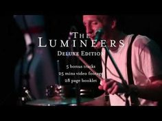 """Love these guys sooooo much The Lumineers - Deluxe Edition - """"On The Road"""" Trailer"""