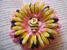 Bumble Bee Bloom. $6.00, via Etsy.