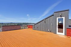 Queen Anne Homes (2117 10th Ave. W), roof deck.