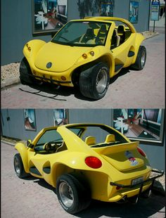 VW Dune Buggy/ Golf