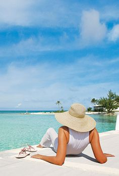 Cayman Islands ocean view..... This will be me one day....