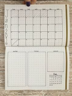 Tudo sobre bullet journals para quem quer entender e começar um! All about bullet journals for those who want to understand how it works and start one!