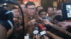 Cegah Karhutla Mendagri Harap Daerah Lain Tiru Riau dan Bengkulu