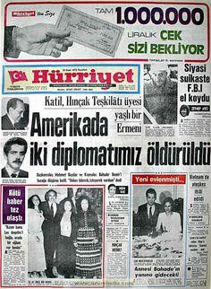 Hürriyet gazetesi 29 ocak 1973 Newspaper Headlines, Old Newspaper, Newspaper Archives, Vietnam, Nostalgia, History, Wordpress, Twitter, Pictures