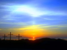 Easter Sunrise Service - the best way to start the day.