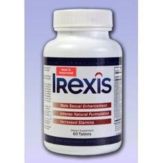 Irexis Male Enhancement Pills - Yohimbe Free Formula (Health and Beauty)  http://www.amazon.com/dp/B007NIKK6G/?tag=hfp09-20  B007NIKK6G