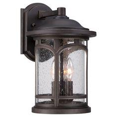Quoizel Marblehead MBH8409PN Outdoor Wall Lantern - MBH8409PN