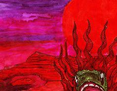 "Check out new work on my @Behance portfolio: ""Lizard"" http://be.net/gallery/37173921/Lizard"