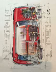 teaser 3 cooper s mini Mini Cooper S, Mini Cooper Classic, Classic Mini, Classic Cars, Automobile, Bike Illustration, Minis, Mini Clubman, Ex Machina